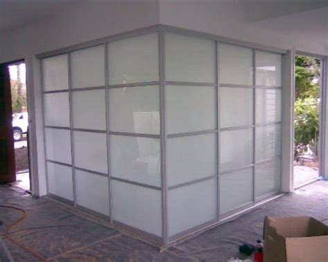 Room Dividers Doors Interior Glass Room Divider Interior Sliding Doors Customcote Glass