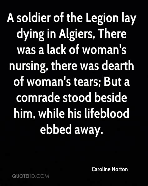 As I Lay Dying Quotes by Caroline Norton Quotes Quotehd