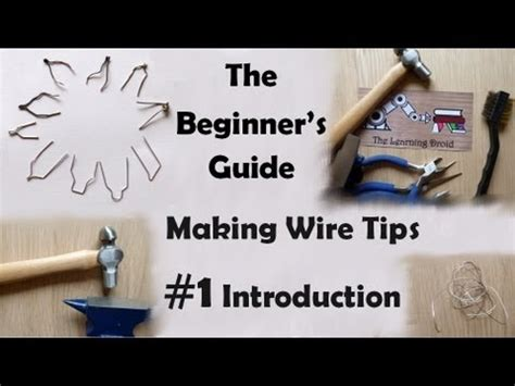 a beginner s guide to making a budget for people who can the beginner s guide making wire point tips