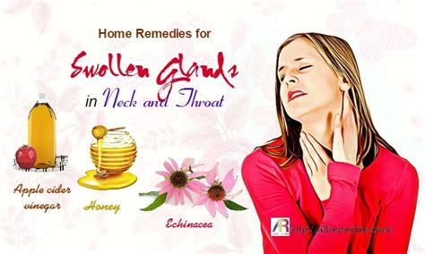 44 home remedies for swollen glands in neck and throat