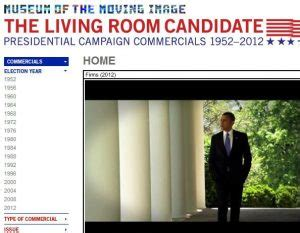 living room candidate ad maker media and politics past caign ads media literacy