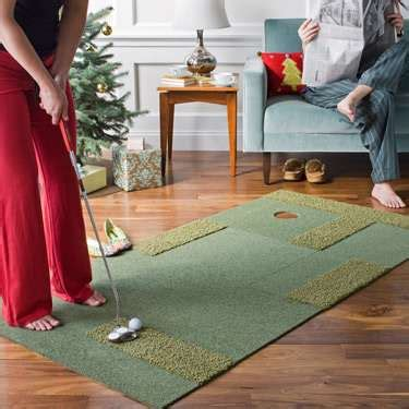 putting green rug putting green rug for golf fanatics freshome