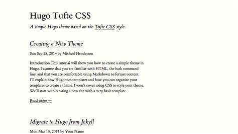 hugo themes github github alanorth hugo theme tufte css a simple hugo