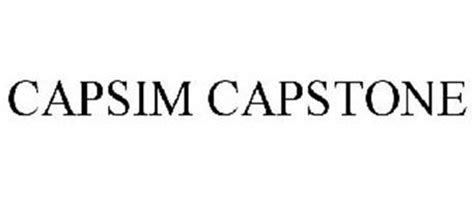 Mba Capstone Capsim Task 2 by Capsim Management Simulations Inc Trademarks 80 From