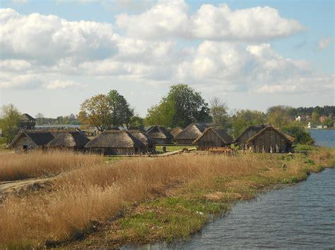 viking boats poland museum wolin poland landolia a world of photos