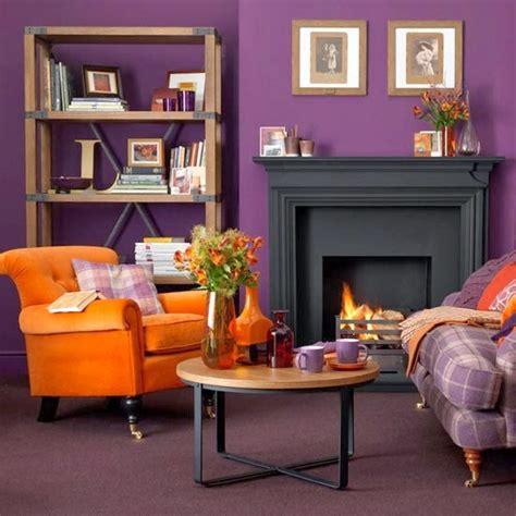 paleta de colores de hoy morado  naranja