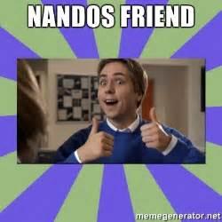 Inbetweeners Friend Meme - nandos friend inbetweeners friend meme generator