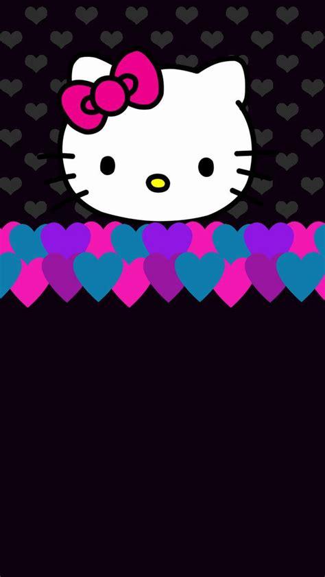 hello kitty hearts wallpaper 75 best hello kitty images on pinterest hello kitty