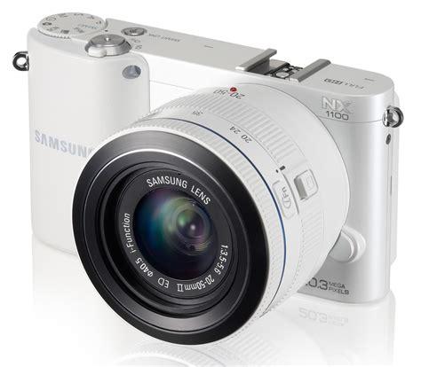 Kamera Digital Samsung Nx1000 Samsung Nx1100 Review