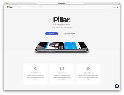 22 awesome html5 landing page templates 2017 colorlib