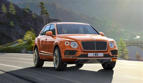 bentley suv bentley considering all electric suv execs say