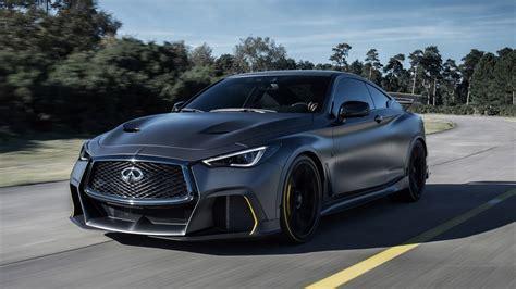 2020 Infiniti Q60 Sport by 2018 Infiniti Q60 Project Black S Concept