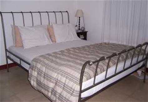 Tempat Tidur Besi No 4 metal interior produk tempat tidur besi