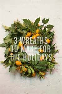 wreaths to make 3 wreaths to make for the holidays