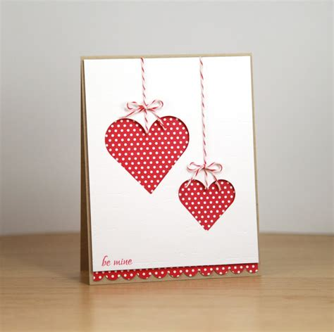 make valentines day card 7 easy ideas for diy s day cards