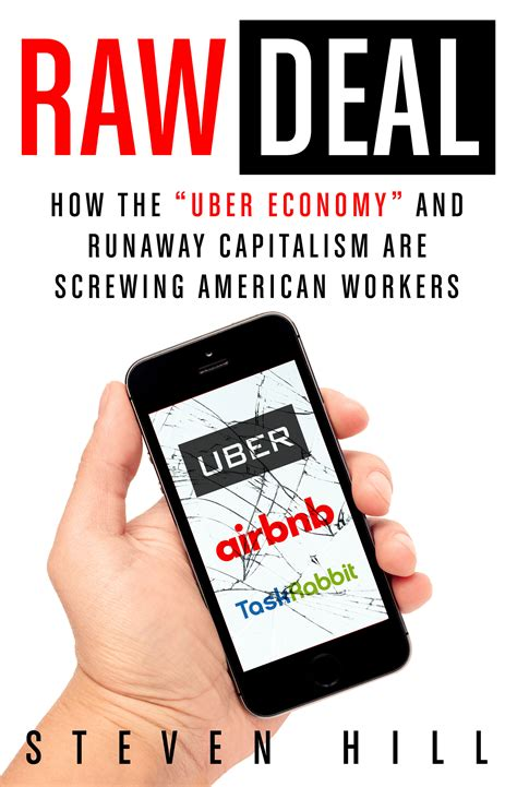 gig economy the the bad and the books q a steven hill on airbnb uber and whether the gig