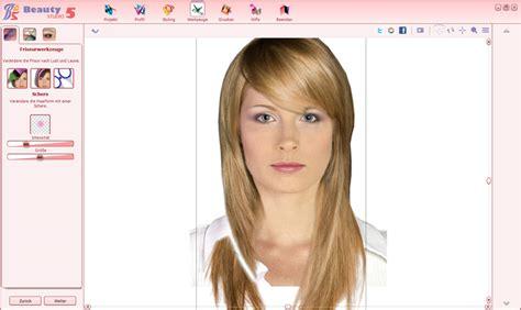 virtual hairstyles design studio virtuelle frisuren software frisuren tester itali site