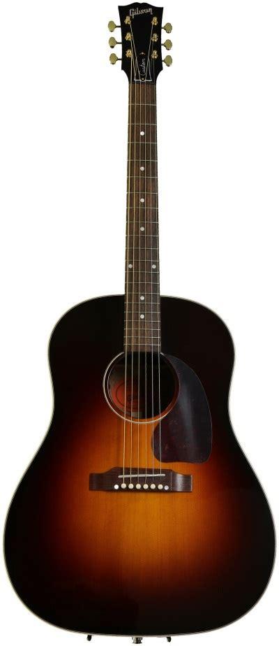 Custom Handmade Acoustic Guitars - review gibson j 45 purevoice custom acoustic electric