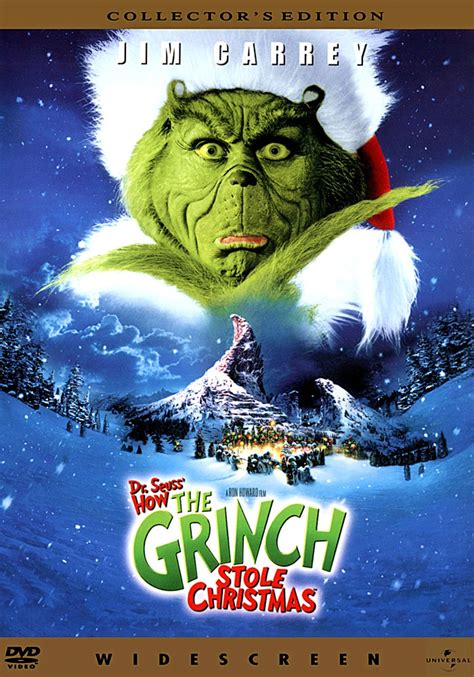 how the grinch stole christmas the movie