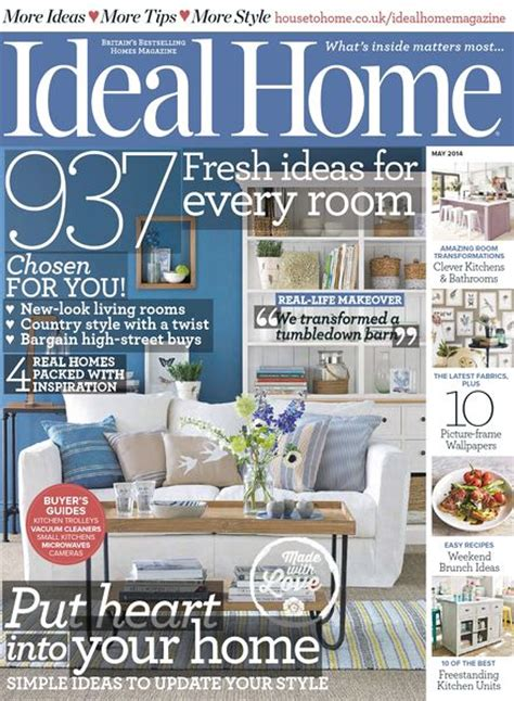 ideal home magazine may 2014 pdf magazine