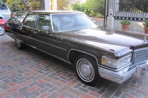 Cadillac Station Wagon 2010 Hemmings Find Of The Day 1976 Cadillac Fleetwood S