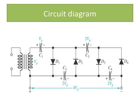 multiplier circuit diagram diy voltage multiplier rmcybernetics