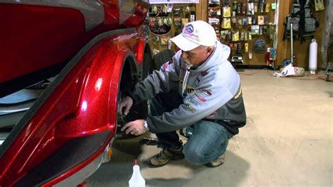 ranger boat trailer wheel hubs how to change the hub oil on your boat trailer youtube