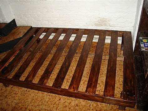 Handmade Wooden Bed Frames Our Handmade Bed Frame Can I Handmade Wooden Bed Frames
