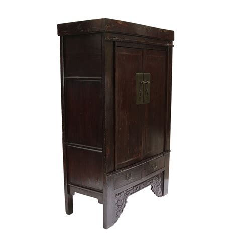 chinese armoire antique ming style chinese armoire omero home