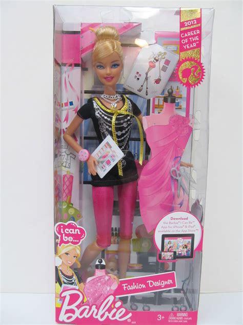 fashion design maker doll i can be barbie doll fashion designer voted 2012
