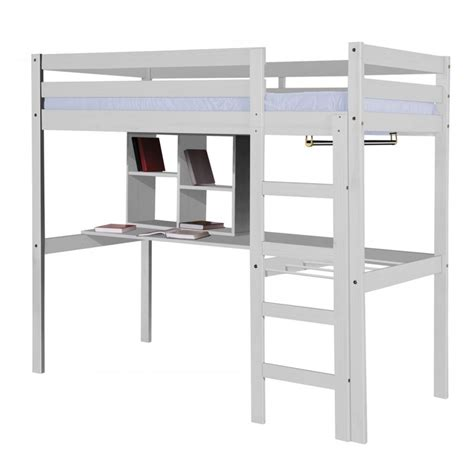Rimini High Sleeper rimini highsleeper bed in solid pine available as set