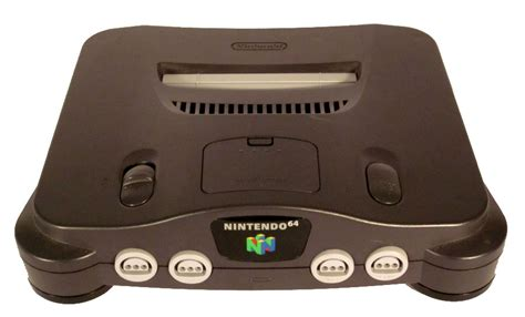 nintendo n64 console the n64 is nintendo s last console to use rom