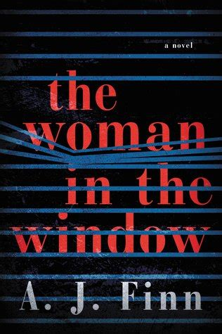 the in the window a novel books the in the window by a j finn