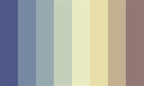 nostalgic colors gregmelander pastel colors a nostalgic pastel color