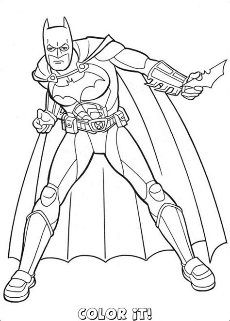 printable coloring pages robin batman and robin free colouring pages