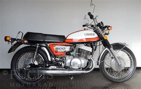 Motorrad Fuchs Suzuki by Fuchs Motorrad Bikes Suzuki T 500