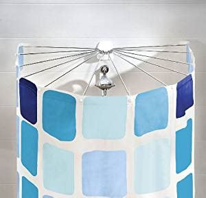 shower curtain frame com big spider shower curtain frame with 12 arms