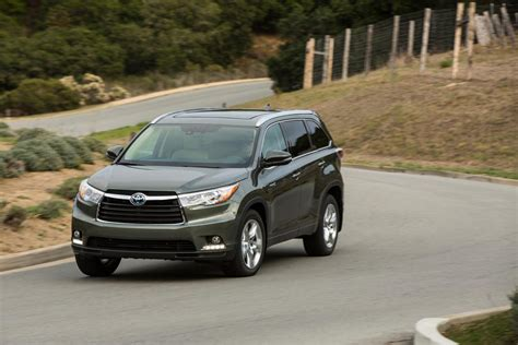 us toyota 2014 toyota highlander us specs and prices released