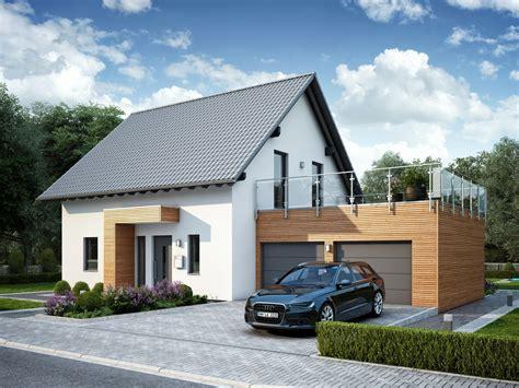 Musterhaus Mit Garage by Einfamilienhaus Lifestyle 8 Massa Haus