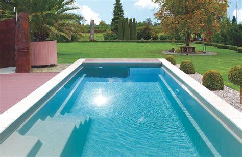 aqua nova 77 ceramic pool produced by compass europe