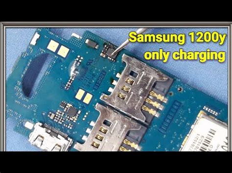 how to samsung 1200y dead problem solution ह न द म samsung 1200 y charging on mobile dead