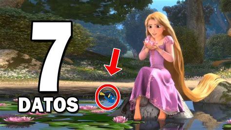 mensajes subliminales rapunzel 7 curiosidades sobre enredados youtube