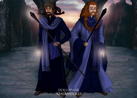 Bw Blue Wizards the two blue wizards series bofur1 the hobbit jackson archive of our own