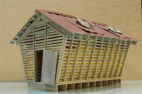 How To Build A Corn Crib how to build a corn crib plans free