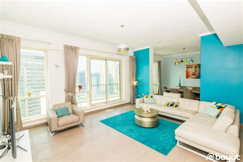 simply urban living room offers traditional luxury 3 bed apartment in dubai marina offering breathtaking