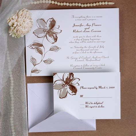 Wedding Invitations In Bulk by Silver Wedding Invitations