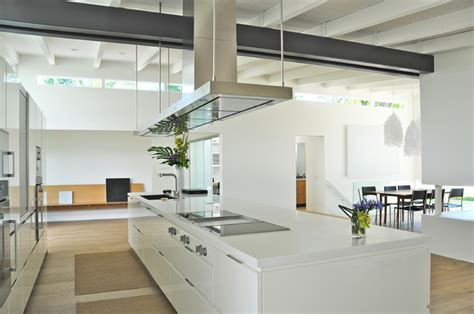 Architectural Kitchen Design Clean Kitchen Midcentury Kitchen Other Metro By Nest Architectural Design Inc