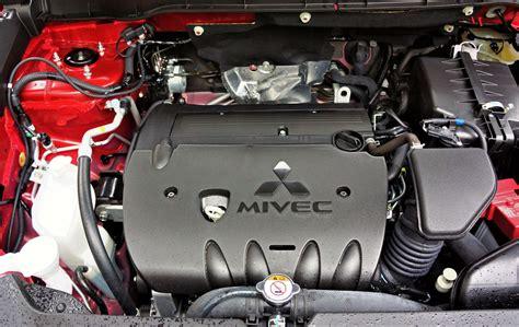 mitsubishi rvr engine 2017 mitsubishi rvr 2 4l se ltd awc road test carcostcanada