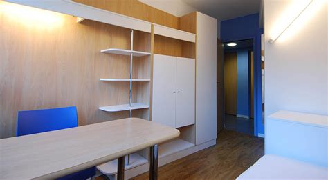 chambre universitaire aix en provence rehabilitation pavillon 7 cite universitaire 171 les