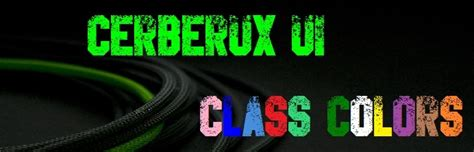 wow class colors class colors by cerberux graphical compilations world
